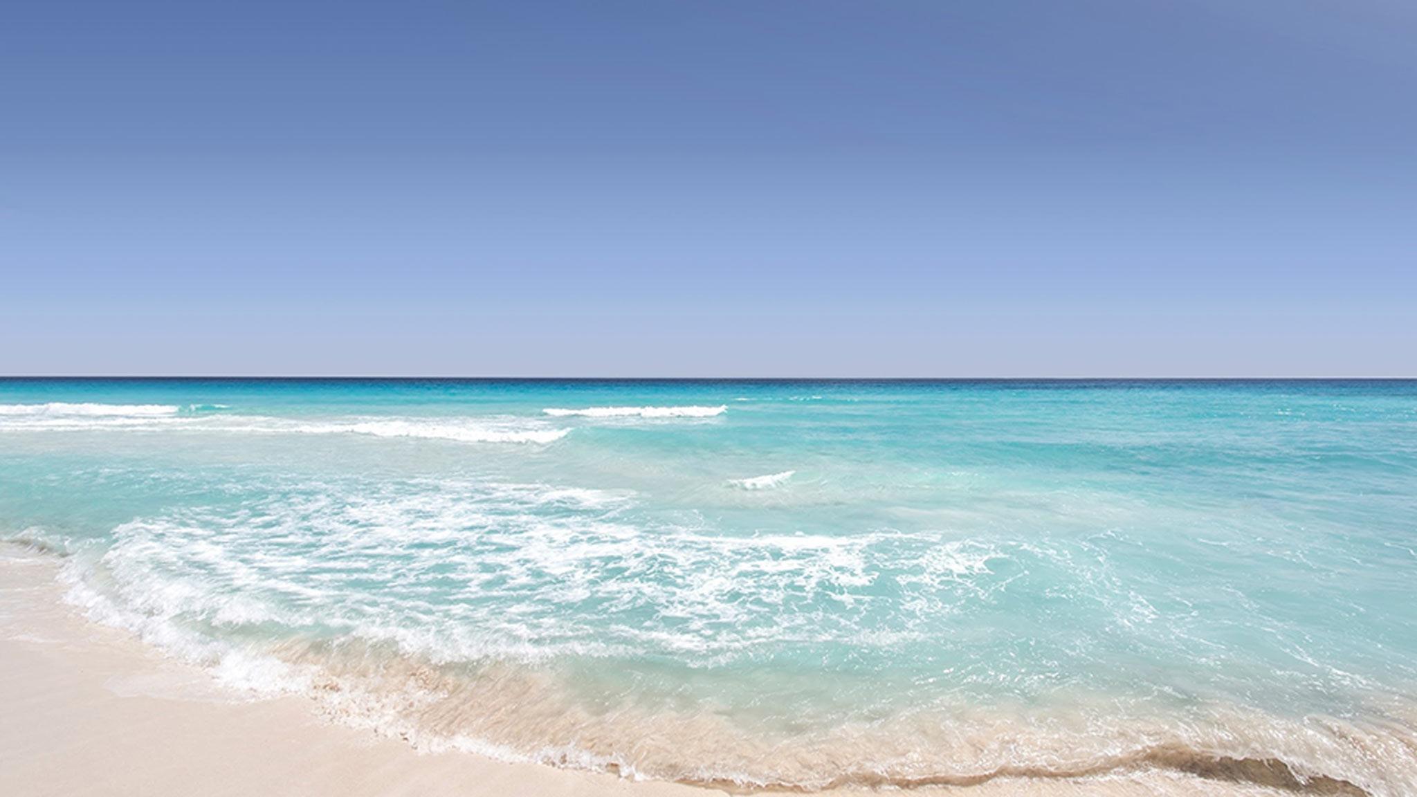 latin american beach holiday